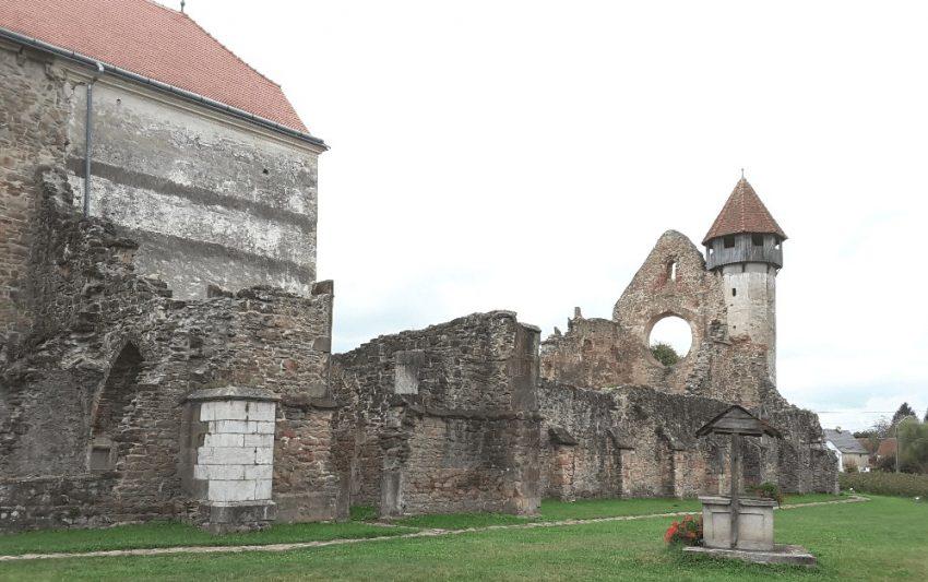 Zisterzienser Abtei Kerz (Cârța)