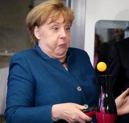 Merkel und die Physik