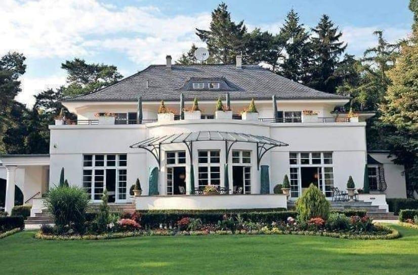 Das neue Zuhause von Frau/Herr Spahn