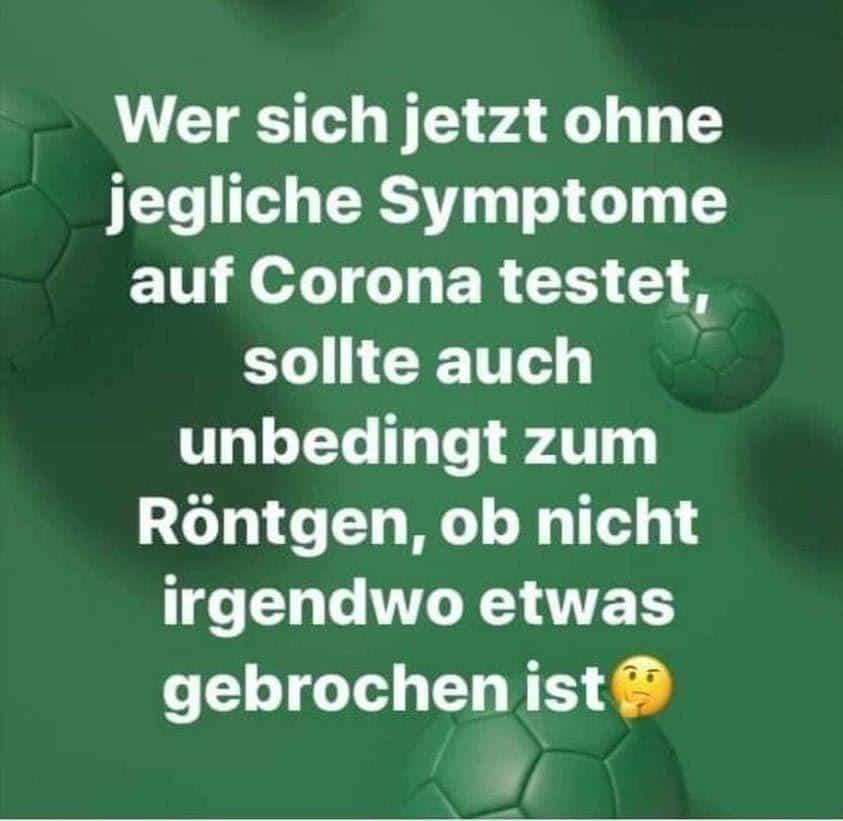 Netzfund (Quelle: Telegram -> Corona Virus Informationen):