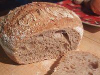 Weizenbrot aus Sauerteig