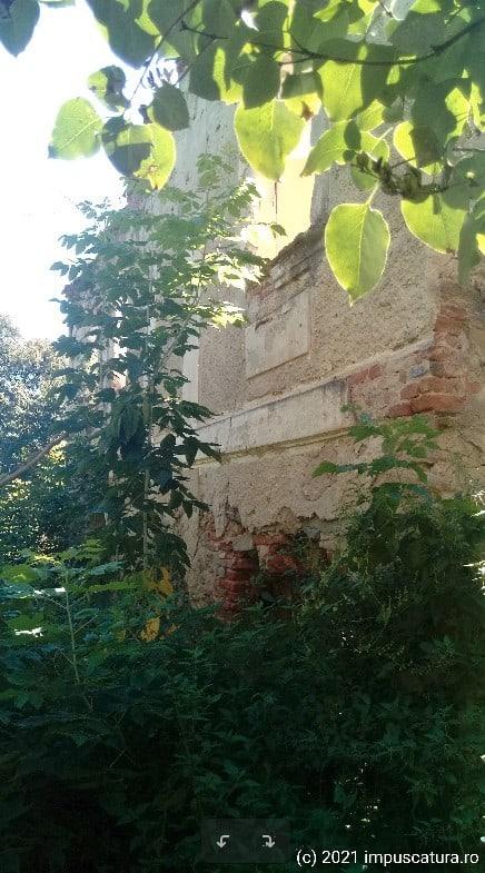 Fassade des Wohngebäudes