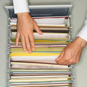 files with business data