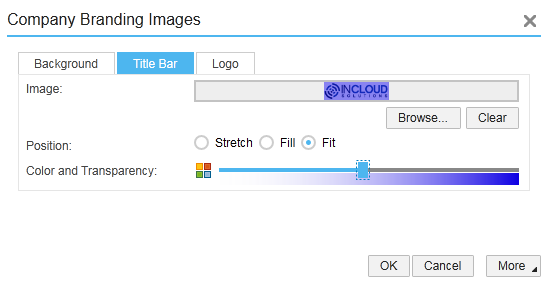 How to – Adapt your Title Bar Colour in SAP Business ByDesign