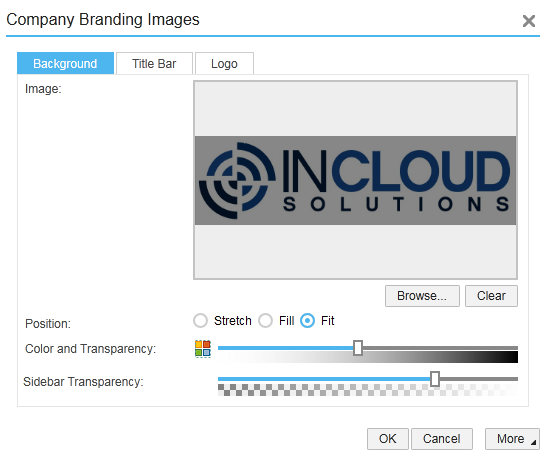 How to – Adapt Default Background Image In SAP Business ByDesign