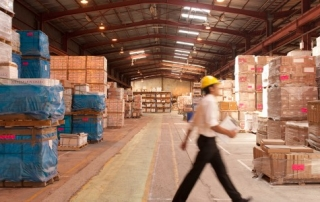 wholesale distribution - warehouse