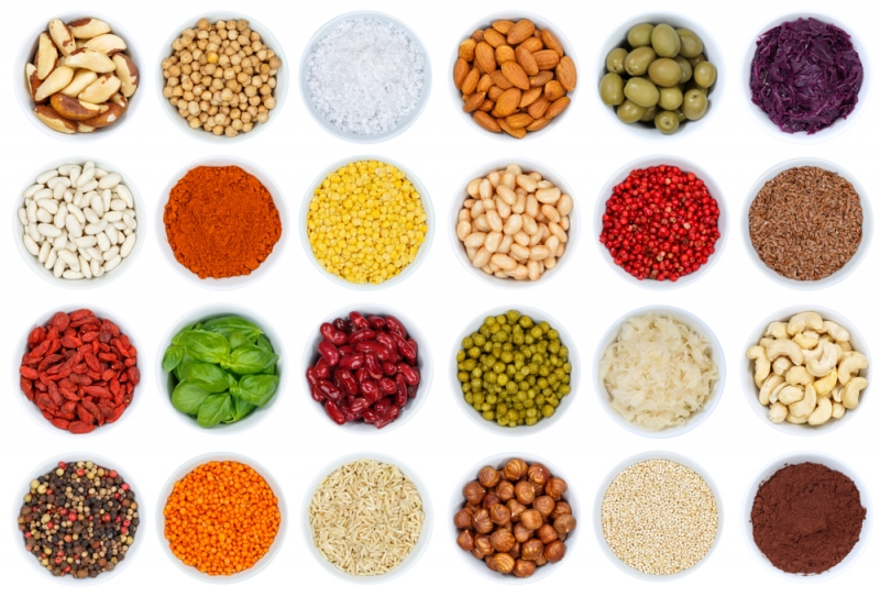 Food ingredients for food manufacturing