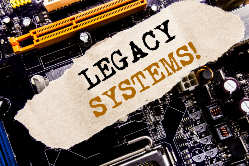 Legacy Systems pic