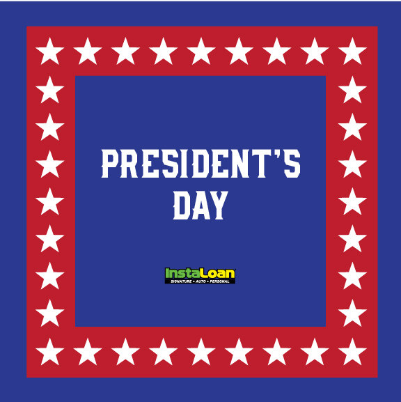 Happy Presidents' Day!