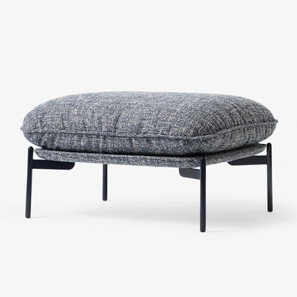 &Tradition's  Cloud Pouf by Luca Nichetto