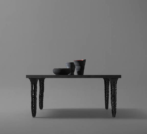 BD Barcelona's  Fang Table by Xavier Manosa
