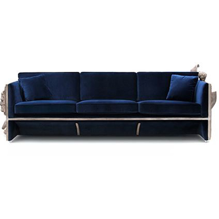 Boca do Lobo's  Versailles Sofa by