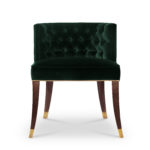 Brabbu's  Bourbon Dining Chair by Brabbu