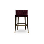 Brabbu's  Bourbon Counter Stool by Brabbu