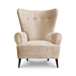 Brabbu's  Clerk Armchair by Brabbu