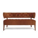 Brabbu's  Zulu 2 Seat Sofa by Brabbu