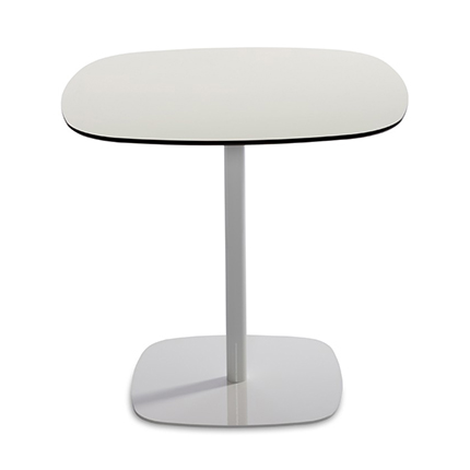Enea's  Lottus Table 600 by Lievore Alther Molina