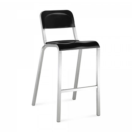 Emeco's  1951 Barstool by BMW