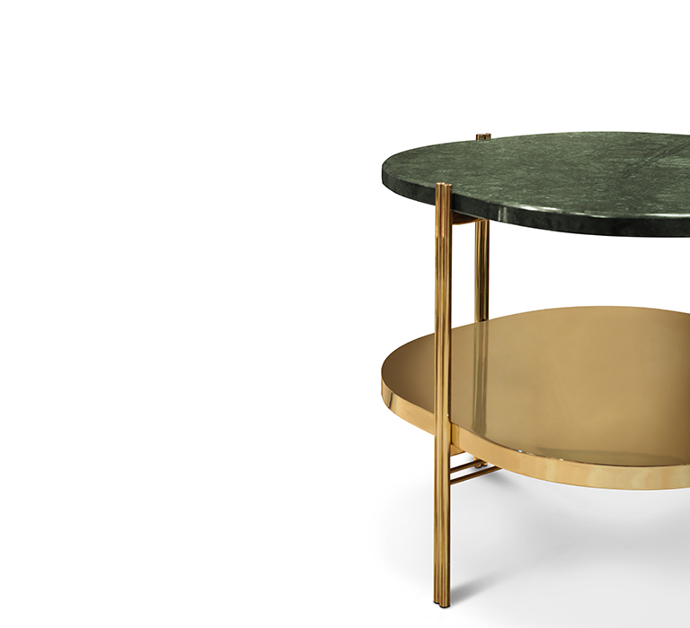 Essential Home's  Craig Side Table by