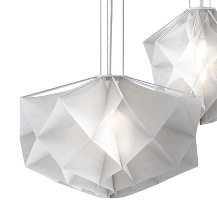 Fontana Arte's  Albedo Suspension lamp by Studio Drift