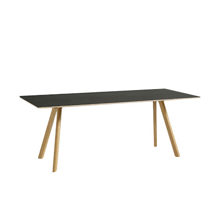 Hay's  Copenhague Table by Ronan and Erwan Bouroullec