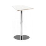 ISKU's  Kivikko Table High by Henri Halla-aho