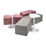 ISKU's  Amphi Set of Pieces, Fabric by Henri Halla-aho
