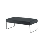 ISKU's  Tere 2-P Bench, Fabric by Antti Olin