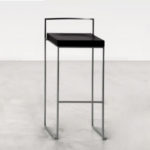 Lapalma's  Cubo Low Stool by Enzo Berti