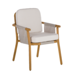 Point's  Hamp Dining Armchair by