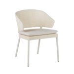 Point's  Fennec Dining Armchair by