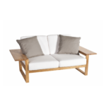 Point's  Lineal 2 Seater Sofa by