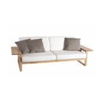 Point's  Lineal 3 Seater Sofa by