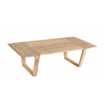 Point's  Lineal Rectangular Coffee Table by