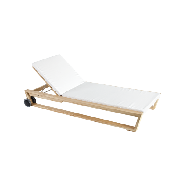 Point's  Lineal Sunbed by