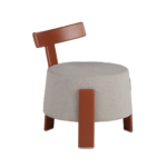 Point's  T Club Armchair by