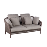 Point's  Weave 2 Seater Sofa by