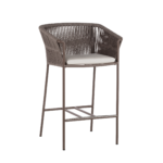 Point's  Weave Bar Stool by