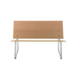 Sellex's  LASAI 2 Seaters Benchwood by Burkhard Vogtherr