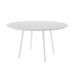 Sellex's  FLY Ciircular Meeting Table by Lievore Altherr Molina