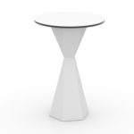 Vondom's  Vertex Round Table by Karim Rashid