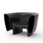 Vondom's  Bum Bum Lounge Chair by Eugeni Quitllet