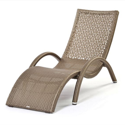 Varaschin's  ALTEA SUN LOUNGER by R & S Varaschin