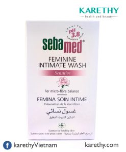 Sebamed Feminine Intimate Wash: Dung Dịch Vệ Sinh Phụ Nữ (50 ml)