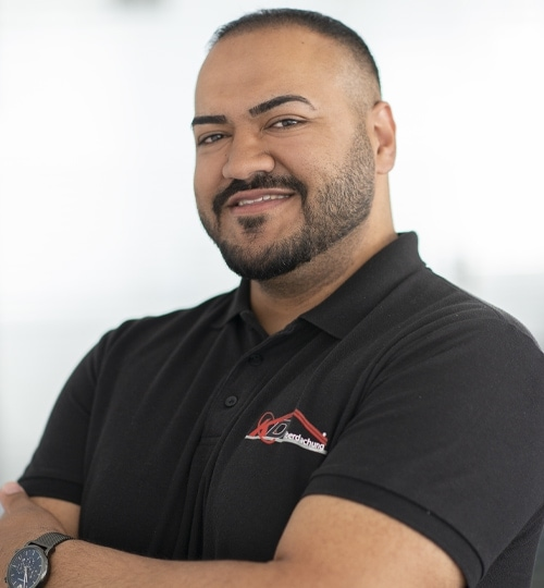 D. Mahmoud (Abteilungsleiter)