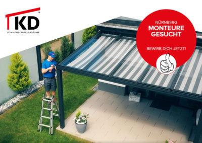 Monteur (m/w/d) – Nürnberg