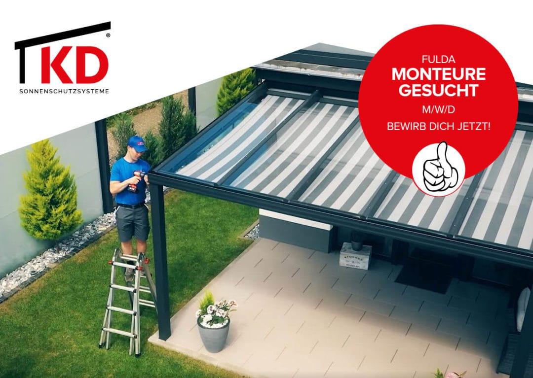 Monteur (m/w/d) – Fulda