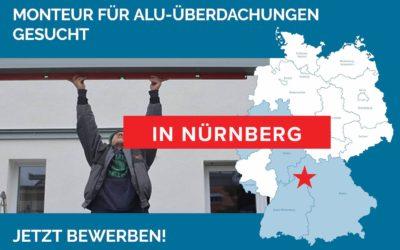 Stellenangebot: Monteur gesucht in Vollzeit – Nürnberg