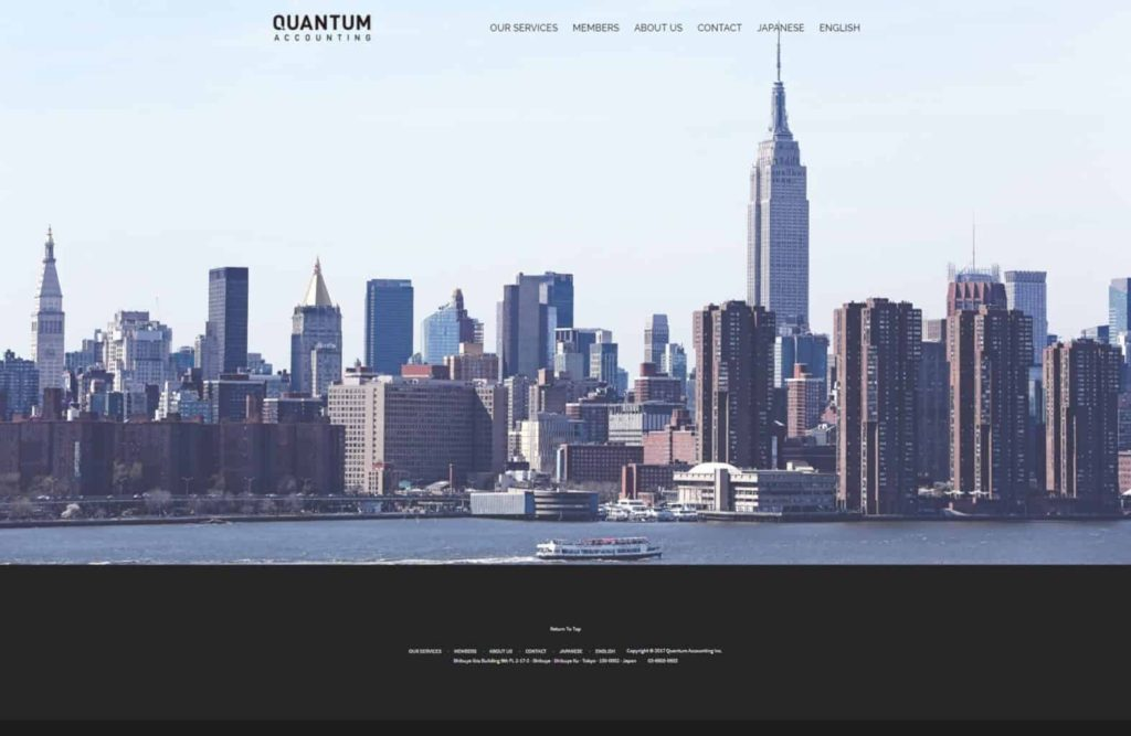 quantum accountants website
