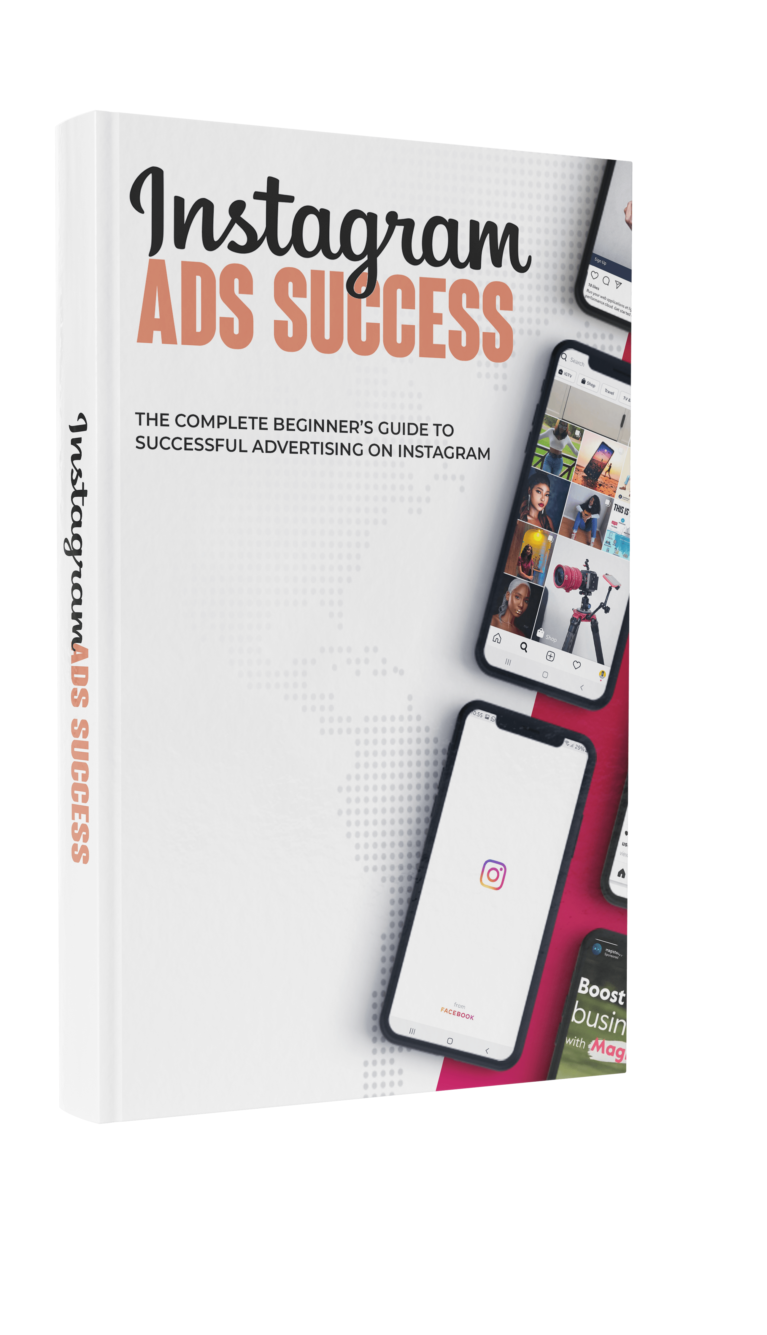 IG Ads Success Ebook Cover